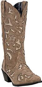Laredo Leather Western Boots - Sharona