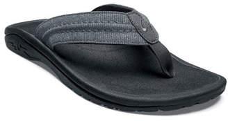 OluKai Men's Hokua Mesh Flip-Flop Sandals