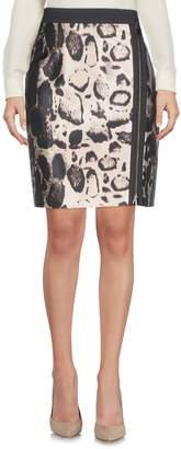 Blumarine Knee length skirts