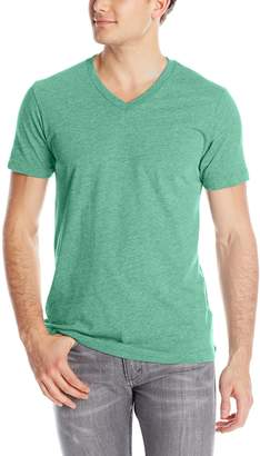 Volcom Men's Heather V-Neck Short Sleeve T-Shirt