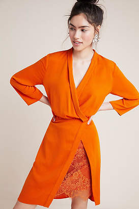 NSR Naomi Surplice Dress