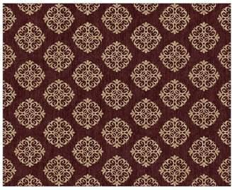 Pottery Barn Empire Scroll Custom Rug - Saffron