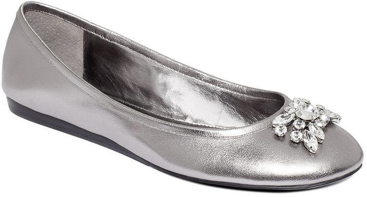 Lauren Ralph Lauren Shoes, Adelisa Jeweled Ballet Flats