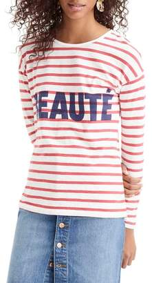 J.Crew Beaute T-Shirt