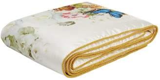 Roberto Cavalli Home Blaze Silk Throw (130cm x 180cm)