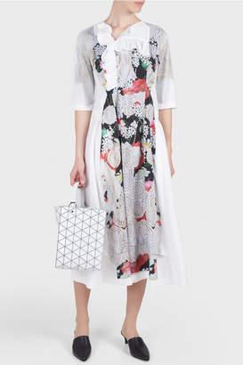 Comme des Garcons Comme Des Garçons, Short Sleeve Printed Dress