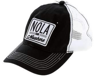 bfa4e1c6b5b004 Black Trucker Hat - ShopStyle UK