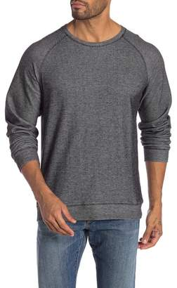 English Laundry Crew Neck Raglan Sleeve Sweater