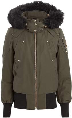 Moose Knuckles Goldboro Bomber Jacket