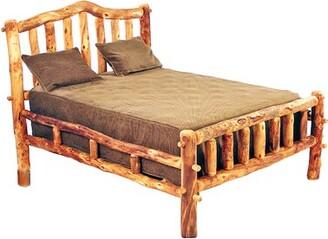 Mountain Woods Furniture Aspen Heirloom Platform Bed Mountain Woods Furniture