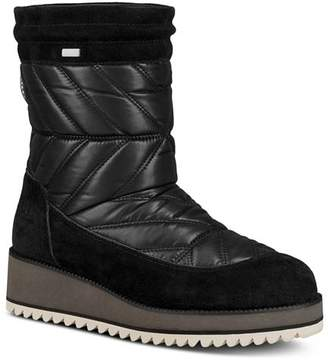 UGG Women's Beck Suede & Nylon Boots