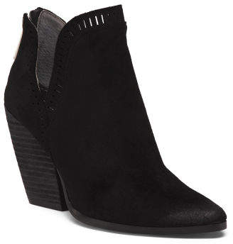 Pointy Toe Ankle Booties