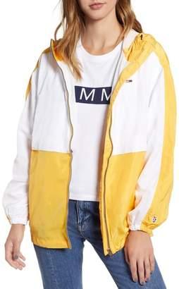 Tommy Jeans TJW Stripe Windbreaker Jacket