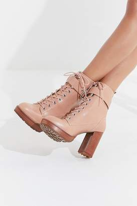 Urban Outfitters Kennedy Heeled Lace-Up Boot