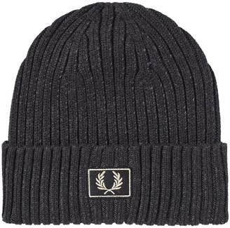 Fred Perry Authentic 2 Tone Cotton Beanie