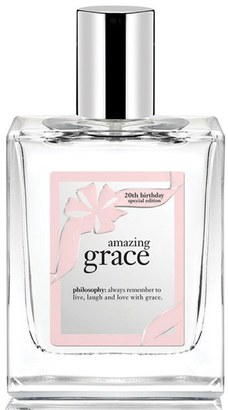 Philosophy '20Th Birthday - Amazing Grace' Eau De Toilette Spray (Limited Edition) $48 thestylecure.com