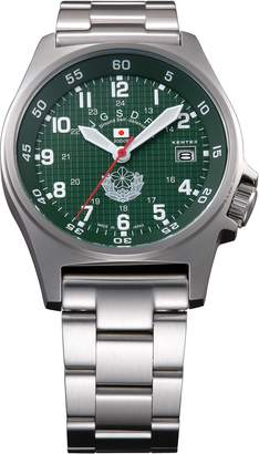 Kentex JSDF STANDARD Model Men's Dial Watch S455M-09