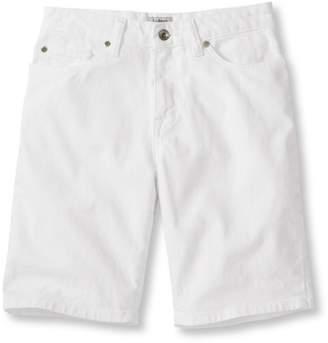 L.L. Bean L.L.Bean Lightweight Denim Shorts