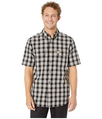 Carhartt Fort Plaid Short Sleeve Shirt