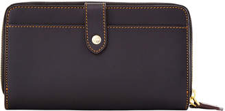 Dooney & Bourke Alto Large Double Zip Organizer