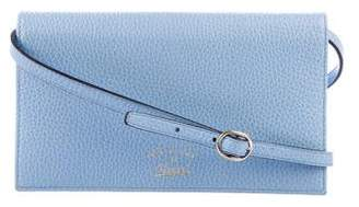 Gucci Swing Wallet On Strap