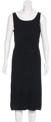 Tory Burch Sleeveless Midi Dress