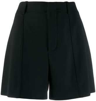 Chloé high-waisted tailored shorts