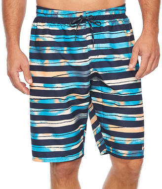 Nike Block Stripe Breaker 11 Volley Short Trunks