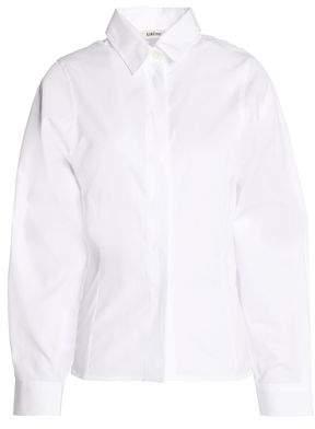 Totême Cotton-Poplin Shirt