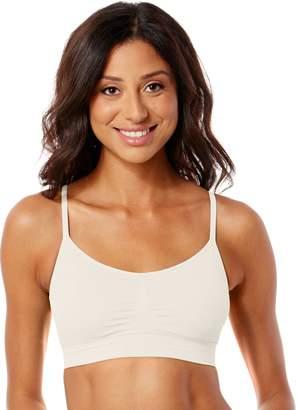 247b2e2373a840 Jockey Women s T-Shirts Modern Micro Seamfree Cami Strap Bralette