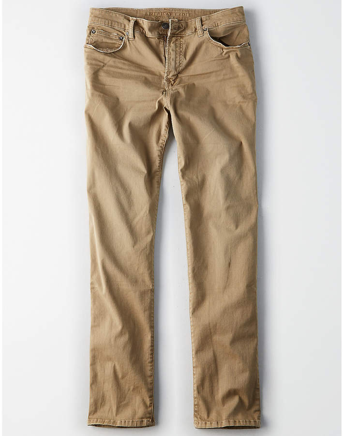 Aeo AE Flex Slim Straight Jean