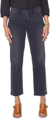 NYDJ Jenna Stretch Straight Ankle Jeans