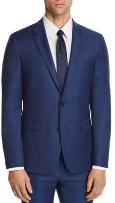 HUGO Astian Slim Fit Sharkskin Suit Jacket - 100% Exclusive