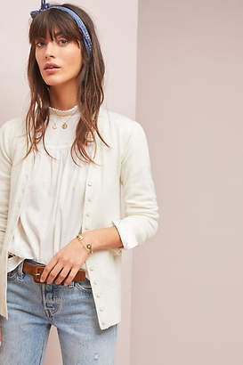 Anthropologie The Cashmere Collection by Classic Cashmere Cardigan