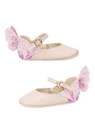 Sophia Webster Chiara Butterfly Mini Ballet Flat, Infant Sizes 0-12 Months