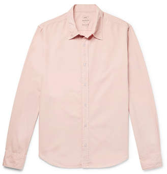 SAVE KHAKI UNITED Easy Cotton-Poplin Shirt