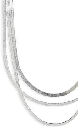 Natasha Multistrand Necklace