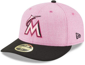 New Era Miami Marlins Mothers Day Low Profile 59Fifty Fitted Cap