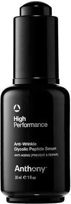 Anthony Logistics For Men High Performance Anti-Wrinkle Glycolic Peptide Serum