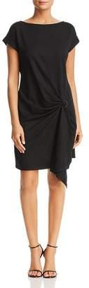 Kenneth Cole Asymmetric Hem Dress