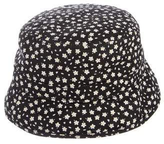 Opening Ceremony Floral Bucket Hat