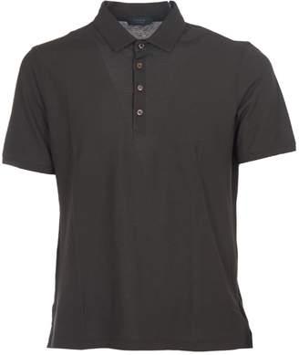 Zanone Slim Fit Polo Shirt