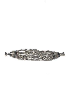 Nakamol Layered Beaded Bracelet