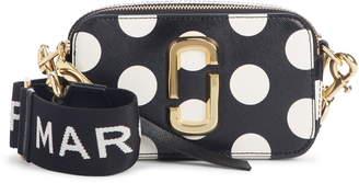 Marc Jacobs THE Dot Snapshot Leather Crossbody Bag