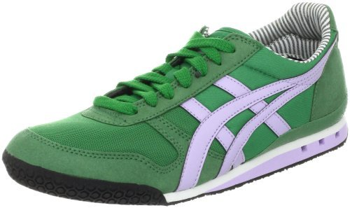 Onitsuka Tiger by Asics Women's Ultimate-81 Lace-Up Fashion Sneaker