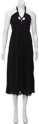 Mara Hoffman Halter Maxi Dress w/ Tags