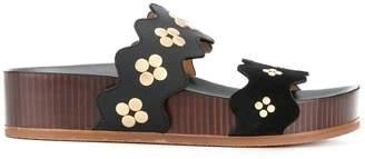 Chloé Lauren platform sandals
