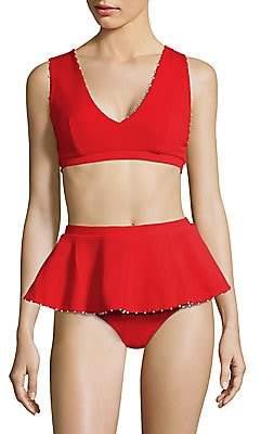 Marysia Swim Women's Gramercy Bikini Top