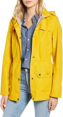 Barbour Drizzel Waterproof Hooded Raincoat