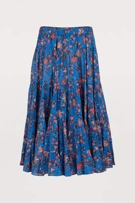 Etoile Isabel Marant Elfa cotton skirt